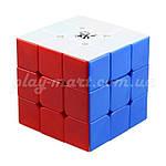 Кубик Рубика 3х3   Dayan 5 Zhanchi color 5,5см, фото 2