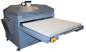 Cублимационный термопресc Adkins Series 5, Размер 100х160см, фото 2