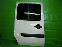 Дверь боковая сдвижная правая стекло Fiat Doblo 2000-2009
