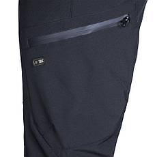 M-Tac брюки Soft Shell Winter Dark Navy Blue, фото 2