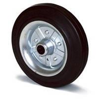 Колеса резиновые для тележек, мусорных бачков (Бандажного типа) Обрезинивание колес, деталей