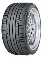 Continental ContiSportContact 5 (225/40R18 88Y) Run Flat *