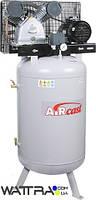 Компрессор Aircast СБ4/Ф-270.LT100В с вертикальным ресивером (Remeza)