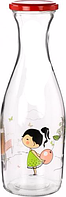 Набор бутылок Love 2 шт по1000 мл EverGlass 20000/D-К