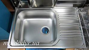 Мойка кухонная врезная из нержавеющей стали Deante 500х780