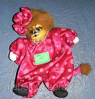 Клоун фарфоровый, куклы из Европы б/у