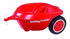 BIG прицеп New Bobby червона