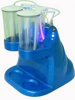 Аппарат для приготовления синглетно-кислородной смеси (пенки) МИТ-С  двухканальный