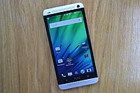 Смартфон HTC One M7 32Gb Silver Оригинал!