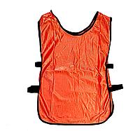 Манишка футбольная FINAL SHIRT оранжевая
