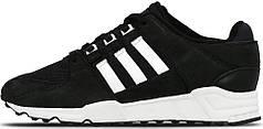 Мужские кроссовки Adidas EQT Support RF Core Black/White