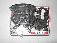 Тормозные колодки задние Renault, Fluence, Scenic III, Megane III/IV 08-