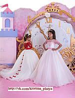 Детское нарядное платье BT-1112 - индивидуальный пошив