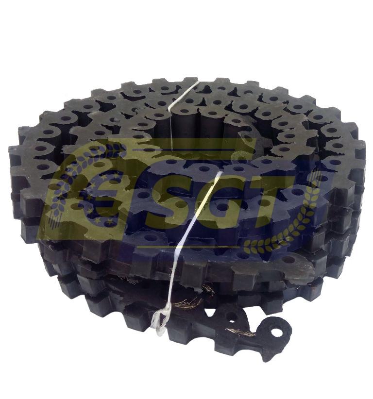 Картофелекопалка с резиновым транспортером конвейеры видеокарт