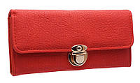 Классический женский кошелек  D657 red
