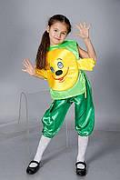 Яркий карнавальный костюм Колобок