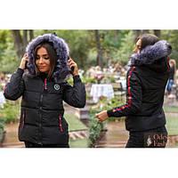 Куртка женская зимняя холлофайбер