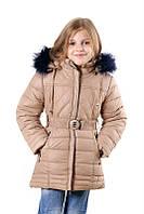 """Детская зимняя курточка для девочек """"Конфетка"""""""