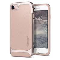Чехол Spigen для iPhone 8 Neo Hybrid Herringbone,Pale Dogwood , фото 1