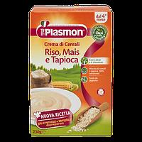 Злаковая каша Plasmon для малышей от 4-х месяцев, лучшее детское питание