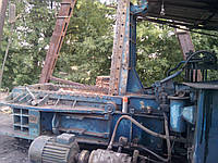 Пресс металлоломный БА1330