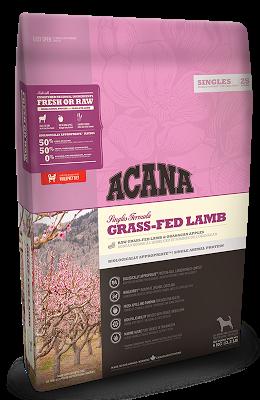 Acana GRASS-FED LAMB Гресс-Фед Ламб 6кг