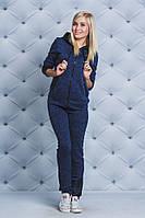 Женский спортивный костюм джинс