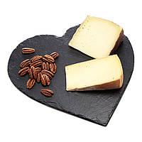 Набор из 2 шт. сердце из сланца 24х19,5 см сланцевая посуда