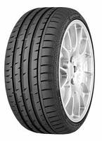 Continental ContiSportContact 3 (245/50R18 100Y) Run Flat * Germany