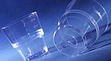 Стакан одноразовый пластиковый 200 мл, фото 3