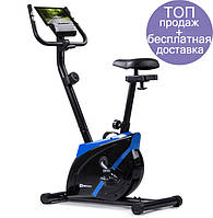 Велотренажер Hop-Sport HS 2070 Onyx blue для дома и спортзала  , Львов