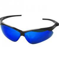 Очки защитные Sigma Magnetic антибликовые (синее зеркало)