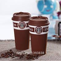 Керамическая термокружка Starbucks 350мл