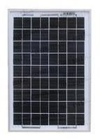 10Вт. Монокристаллическая солнечная панель KM10(6)