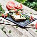 Набор из 2 шт. 25 х 19,5 см сланцевая посуда, фото 4