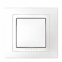 Рамка 1 м. біла MGU2.002.18