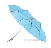 Складной мини-зонт Airton 3512 голубой