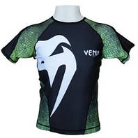 """Футболка Venum """"Giant"""" -  Amazonia Green, фото 1"""
