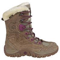 Зимние ботинки на девочку Jack Wolfskin, фото 1