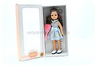Кукла «Paola Reina» Кэрол в нежно-голубом 04407 (бесплатная доставка)