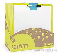 Двухсторонняя доска для рисования Smoby 410707