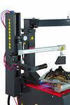 Вспомогательное устройство Tecnoswing для полуавтоматических шиномонтажных станков