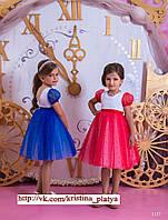 Детское нарядное платье BT-1127 - индивидуальный пошив