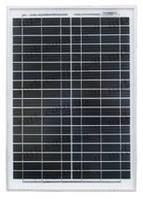 20Вт. Монокристаллическая солнечная панель KM20(6)