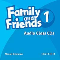 Family & Friends 1: Class Audio CD (2)