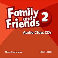 Family & Friends 2: Class Audio CD (3)