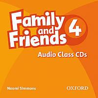 Family & Friends 4: Class Audio CD(3)