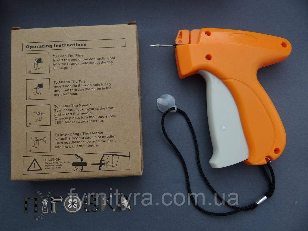 Игловой этикет-пистолет QINYU(8S) №7