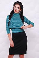 Трикотажный женский костюм Jader FashionUp 42-48  размеры