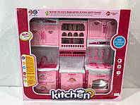 Кухня детская игрушка для ребенка развивающая